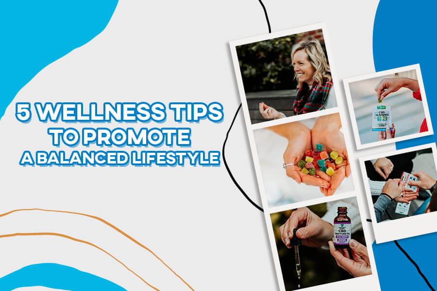 5 Wellness Tips to Promote a Balanced Lifestyle